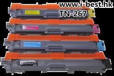 TN267代用碳粉一套四色