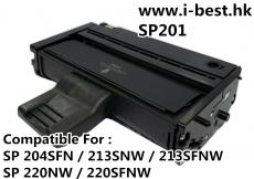 SP201/SP213/SP220 代用碳粉
