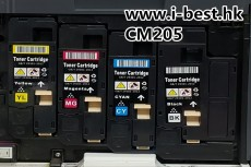 CP/CM205,KCMY代用碳粉